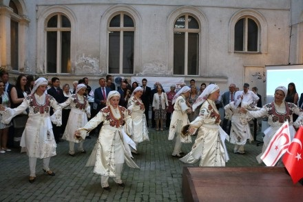 Cypriot culture in Budapest