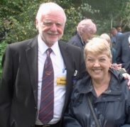 David Littlemore and Margaret Sheard
