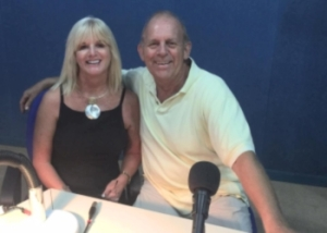Denise Phillips and Brian Delaney