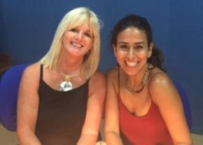 Denise Phillips and Claudia Hanna Veysel