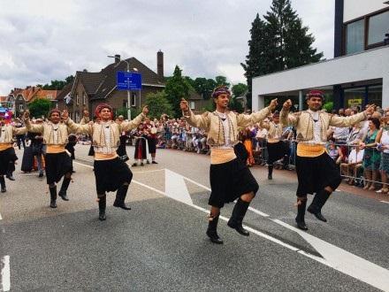 Iskele Folk Dancers