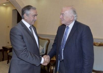 President Akinci and Lord Balfe