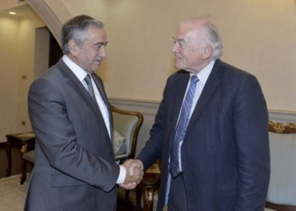 President Akinci and Lord Balfe