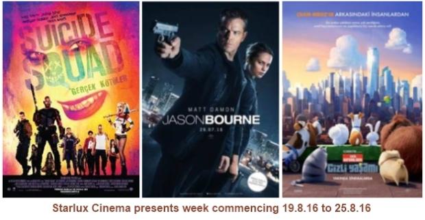 Starlux Cinema 19 Aug 2016