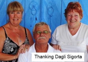 Thanking Dagli Sigorta