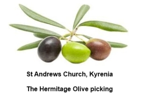 The Hermitage oive picking image