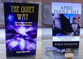 books-by-robin-melhuish