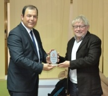 trnc-minister-of-health-dr-ahmet-gulle-congratulates-mike-plant