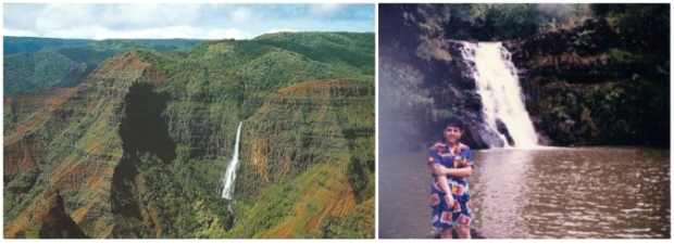 waimea-canyon-on-the-island-of-kauai-and-waimea-falls-island-of-oahu-hawaii