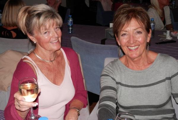 Barbara Osborne and Barbara Harris