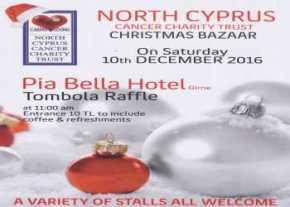 NCCCT Christmas Bazaar 2016