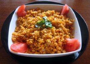 Chef s choice turkish cuisine anatolian bulgur pilav for Anatolian cuisine