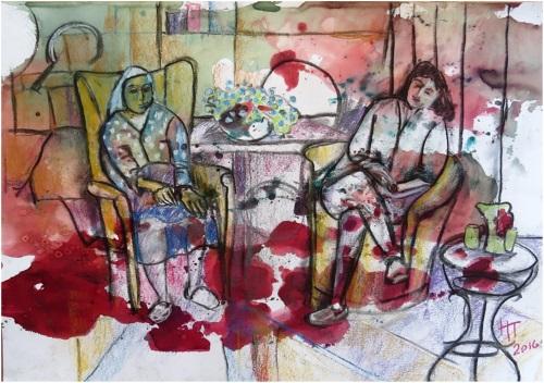 heidi-painting