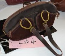 lot-4-leather-loewe-handbag